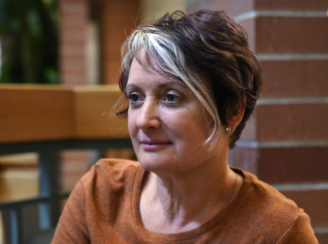 Alison Gaulden, lecturer and intern coordinator at the Reynolds School of Journalism at UNR.