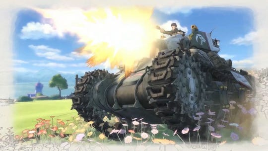 Valkyria Chronicles 4 for PC, PS4, Switch and Xbox One.