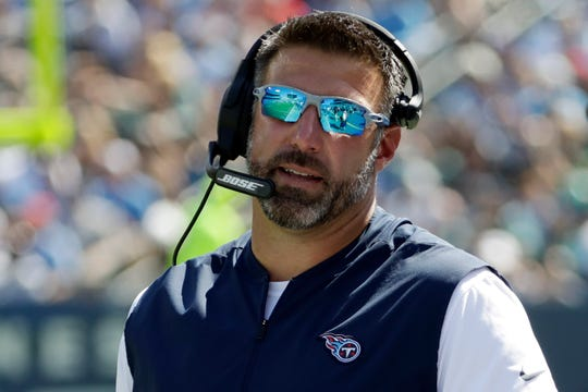 Tennessee Titans head coach Mike Vrabel is no stranger to New Era Field and the Buffalo Bills. He played eight seasons at linebacker for the rival New England Patriots.