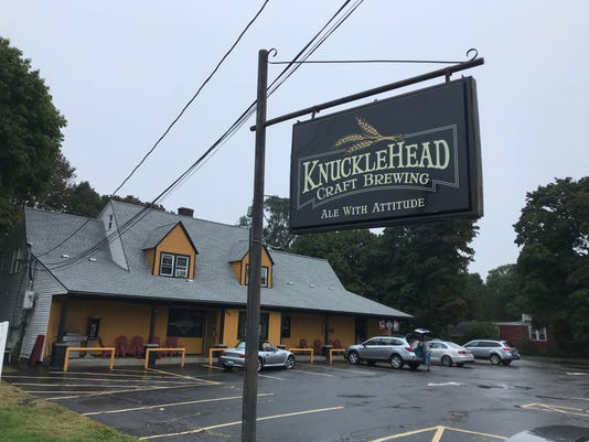 Knucklehead Craft Brewing in Webster