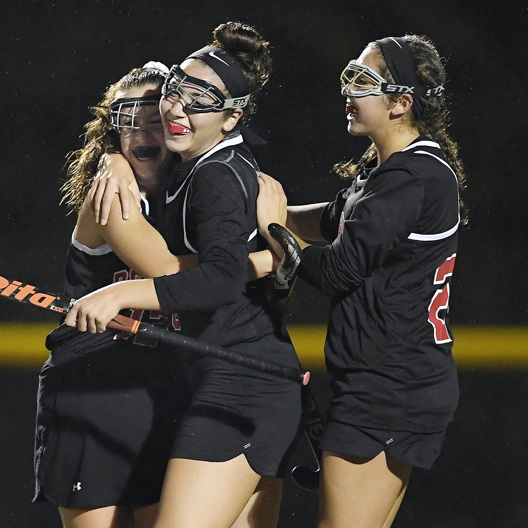 AGR Field Hockey Team: These are the best players in Section V