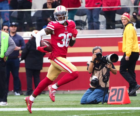 Nfl Jacksonville Jaguars At San Francisco 49ers