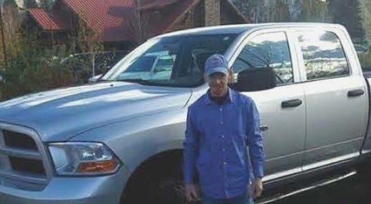 Jason Cantrall was last seen Sept. 30 in Siskiyou County.
