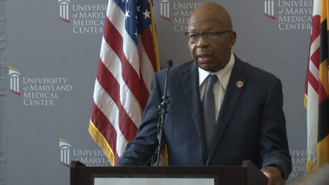 Rep. Elijah Cummings, D-Baltimore, released a report by the Democratic staff of the House Oversight and Government Reform Committee that detailed potential impacts of Trump administration's health care policy on Marylanders.