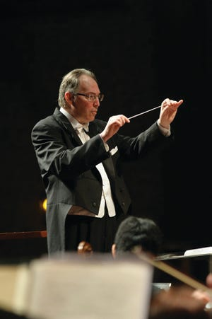 Kevin R. McMahon, Music Director and Conductor.