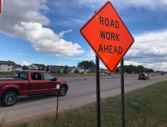 All cities and counties in South Dakota struggle to keep up with roads that wear down over time and suffer potholes and degradation due to rainfall and the annual freeze and thaw process.