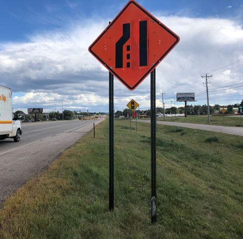 Small South Dakota towns struggle to repair and replace crumbling streets