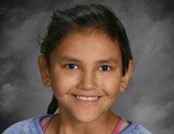 Mollycia Cooley, 11, was last seen Saturday in Rose Creek, Minnesota. A warrant is out for the arrest of her mother, Izetta Cooley, the wife of a man accused of murder in Fargo, North Dakota.