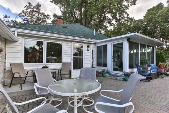The Springfield home of Joe and Madeleine Hooper on September 9, 2018.