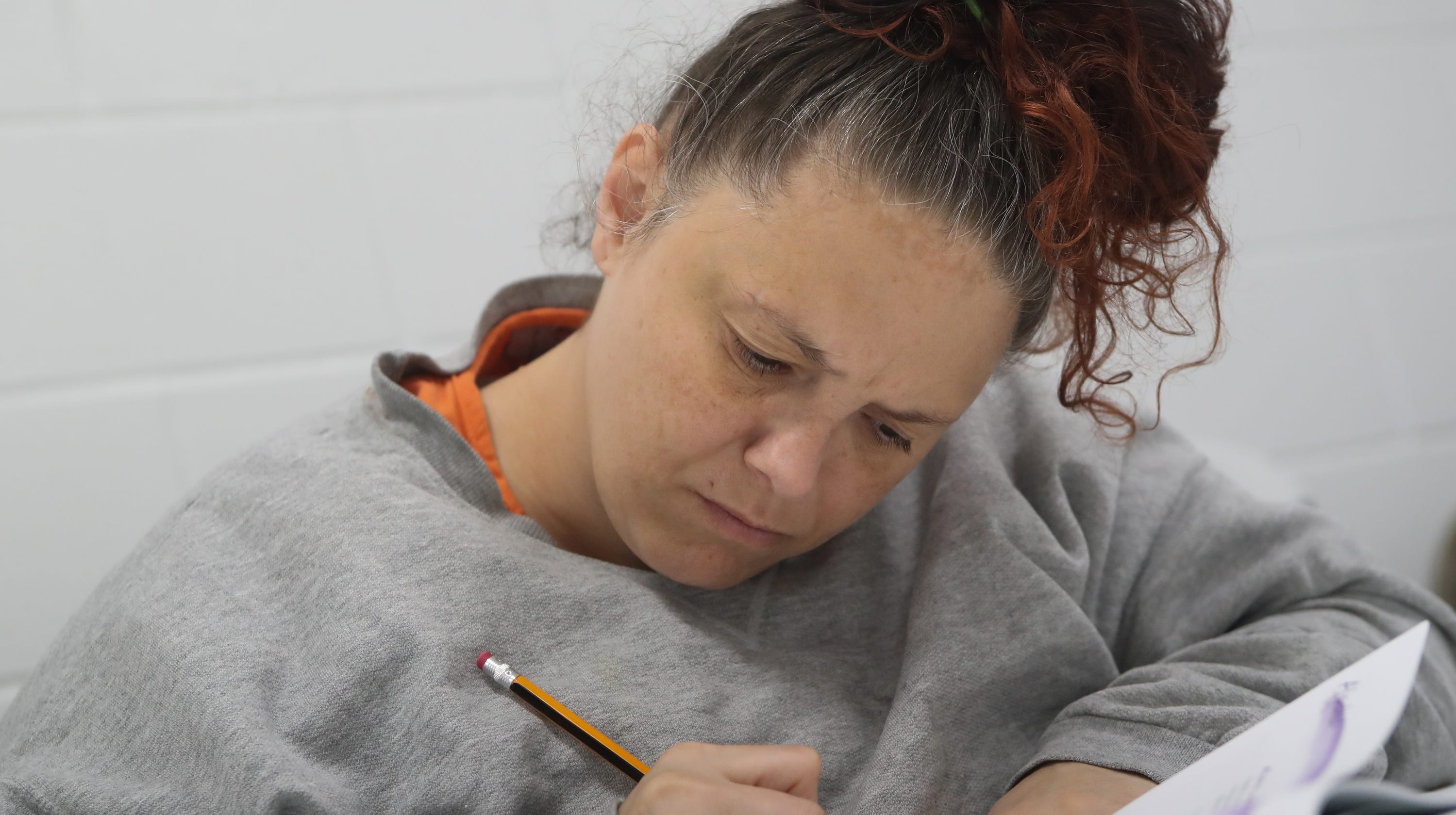 After years of drug-dealing, inmate working toward a better future