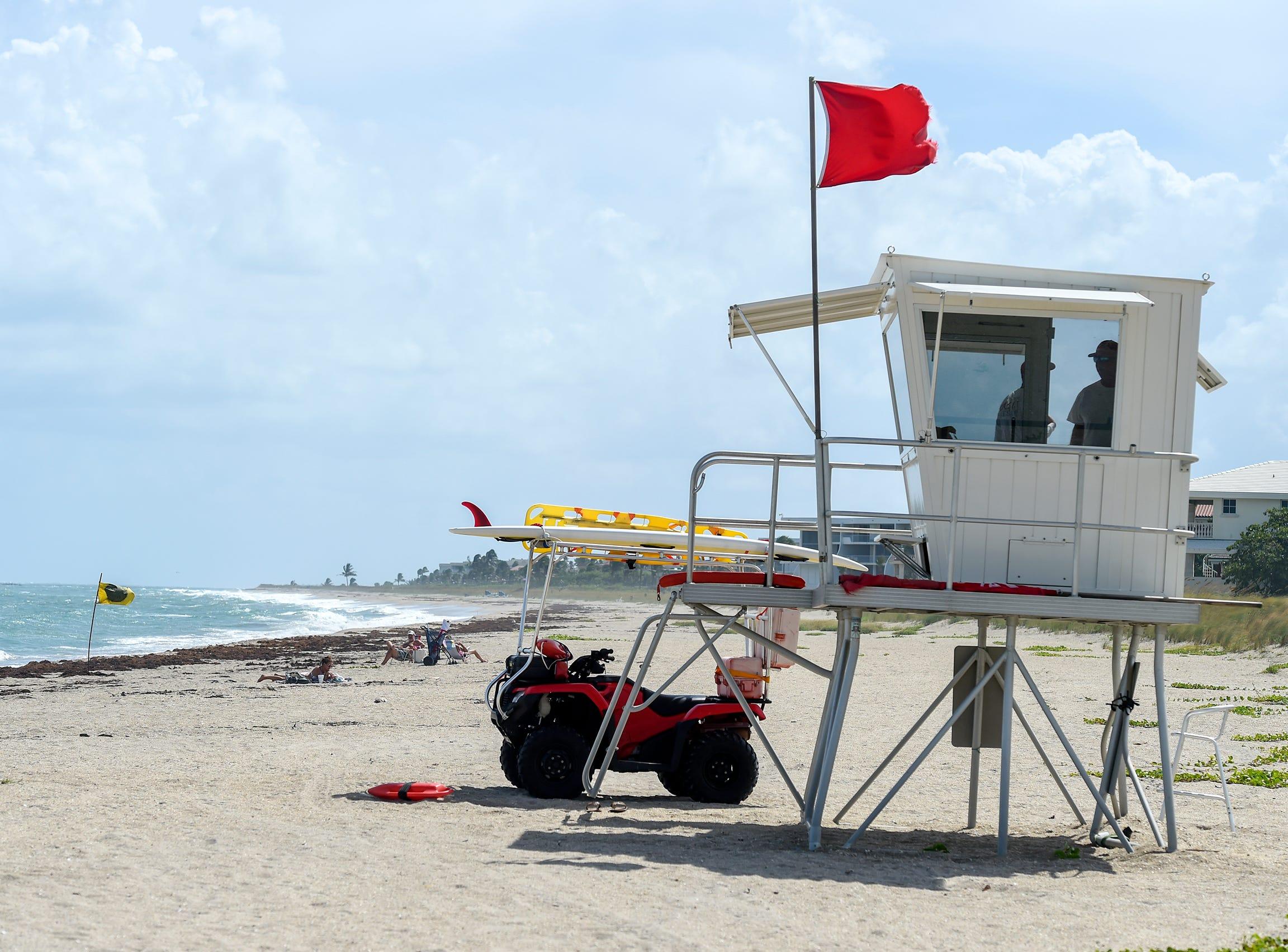 Red tide, blue-green algae, Erin Brockovich, Lake Okeechobee discharges made news this week