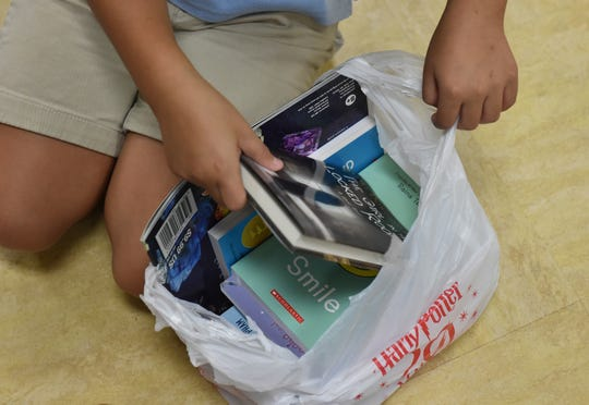 The Language & Literacy Connection's Barnes & Noble Book Fair is Saturday in Jensen Beach.