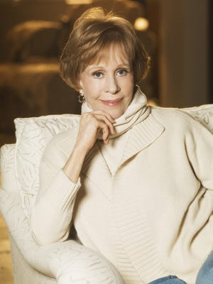 """Carol Burnett was bringing her """"Evening of Laughter and Reflection"""" tour Nov. 4 to El Paso."""