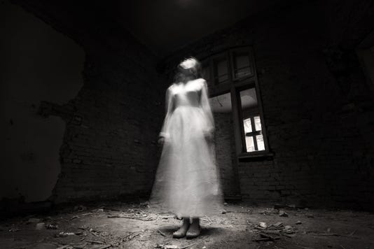 Ghost - Getty Images Istockphoto