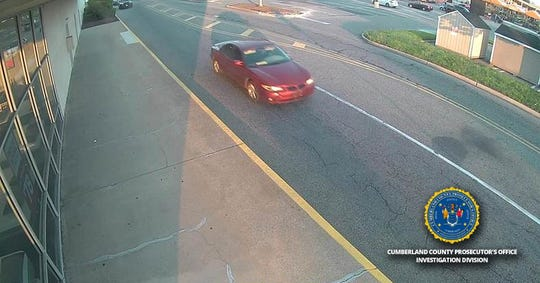 The Cumberland County Prosecutor's Office is looking for information regarding this vehicle in connection with the August murder of Joseph Jones in Millville.
