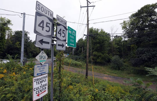 The Town of Ramapo is looking to sell about 75 acres off Route 45 for use as a campus for yeshivas Sept. 14, 2018.