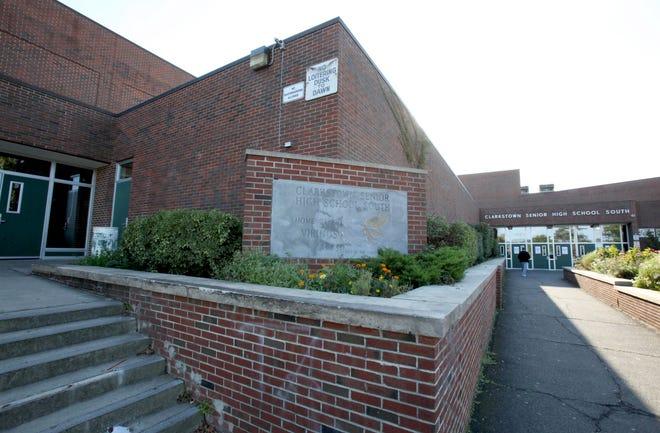 Clarkstown High School South Oct. 7, 2011. ( Peter Carr / The Journal News )