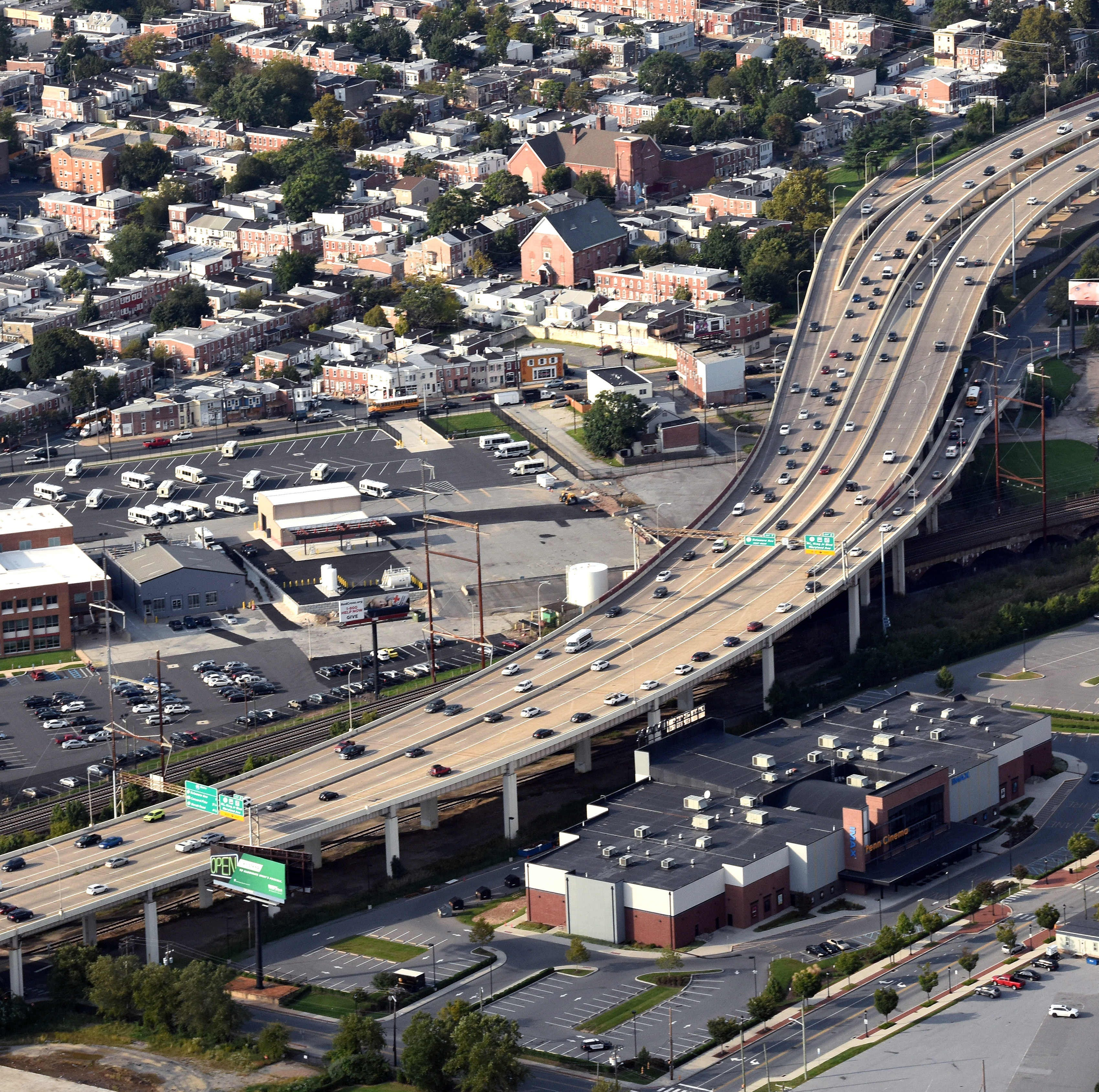 I-95 neighbors in Wilmington want 'roof' over highway