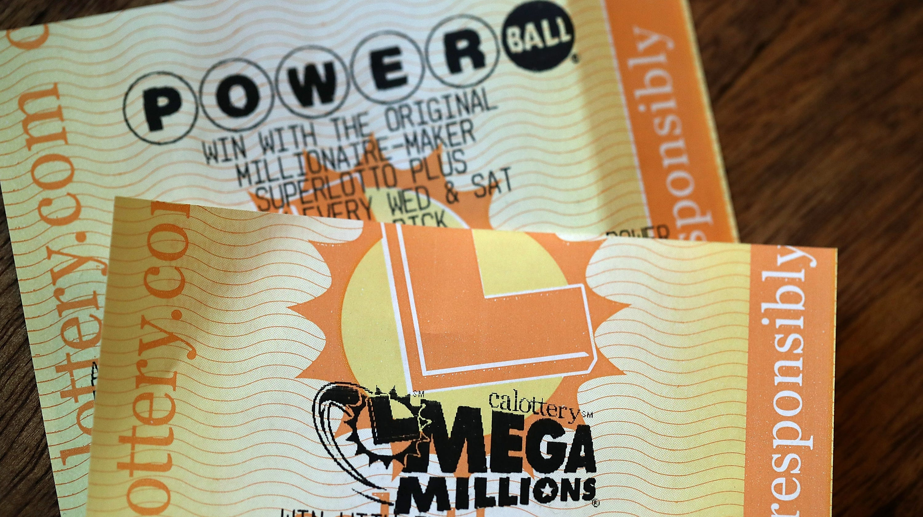 Mega Millions Powerball Jackpots Together Worth Almost 660 Million