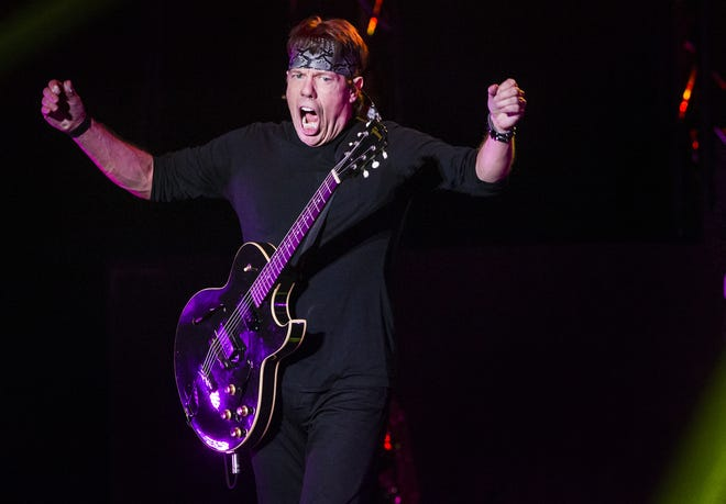 George Thorogood and The Destroyers perform at The Grand in Wilmington in 2015.
