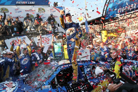 For the first time since single-game sports wagering was legalized in Delaware on June 5, race fans this weekend at Dover International Speedway will be able to place bets on their favorite drivers right outside the Monster Mile.