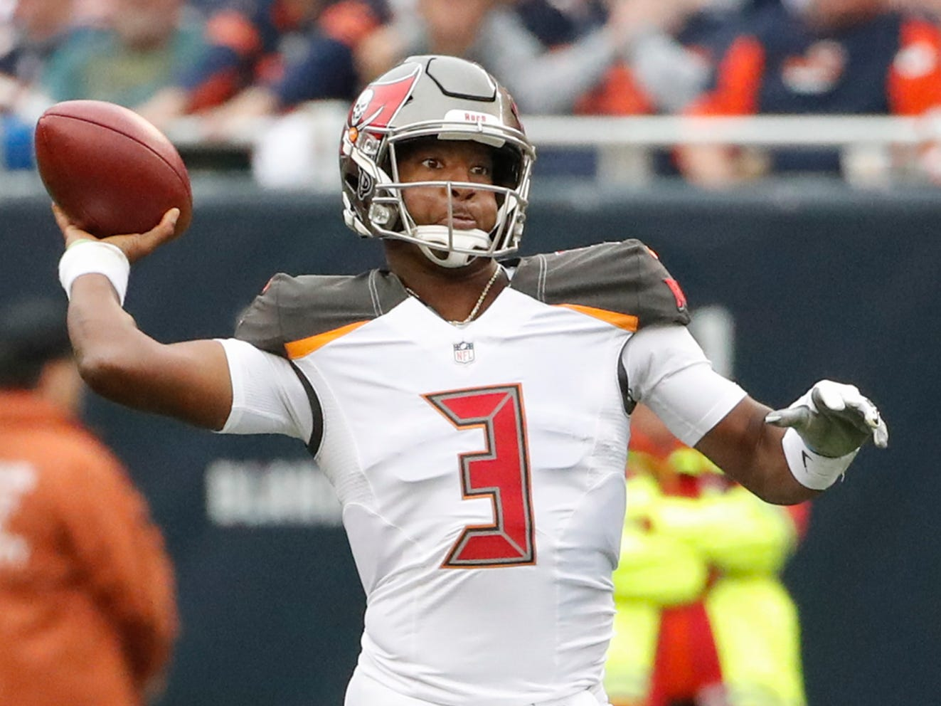 "20. Buccaneers (5): ""Jameis Winston is the guy that's going to be here way longer than I am,"" Dirk Koetter said Monday. Could 'way longer' be a few months?"