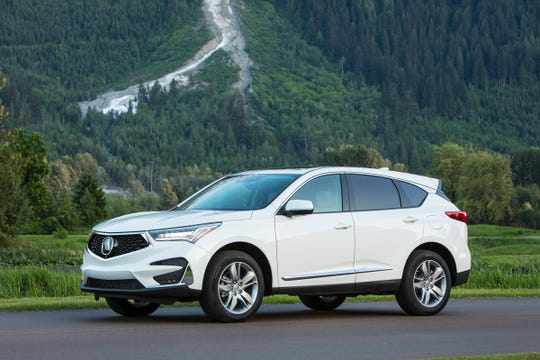 The 2019 Acura RDX Advance.