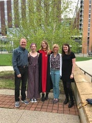 Mary L, watched her father spend five weeks in the intensive care (ICU) unit following a routine colonoscopy that perforated his colon. The fear prompted her to delay her own screening, but today she lives worry-free and enjoys time with her husband and three daughters.
