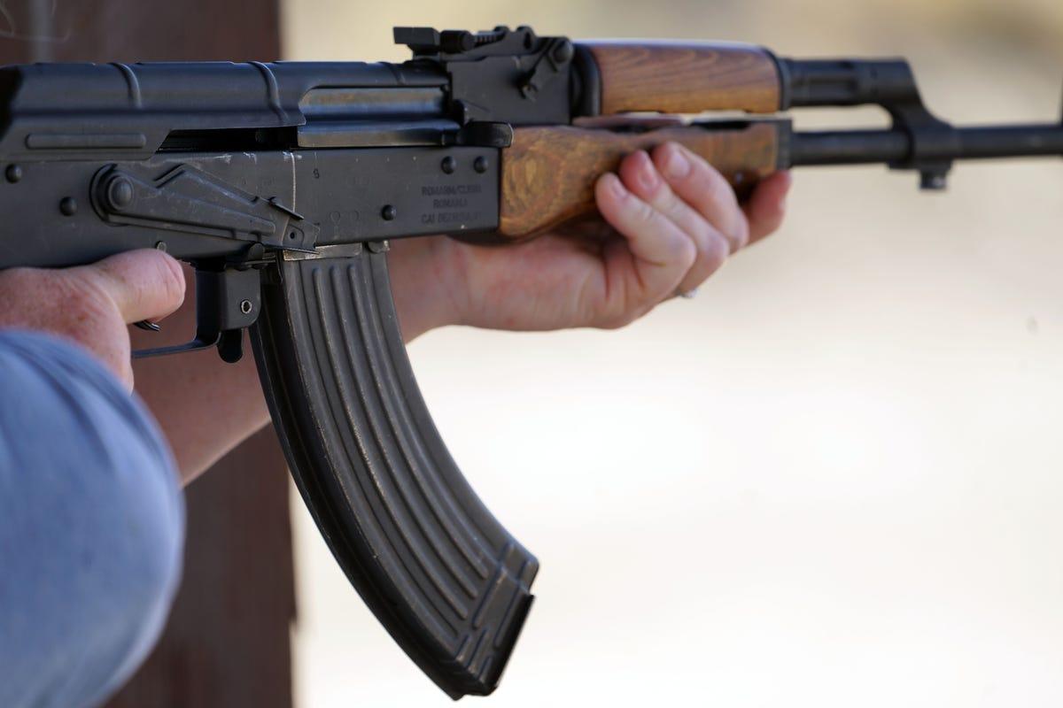 Dayton, El Paso shootings: Guns legal rifles, high-capacity