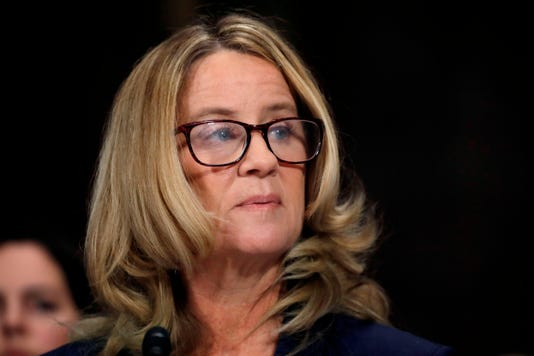 Christine Blasey Ford's changing Kavanaugh assault story leaves her short on credibility