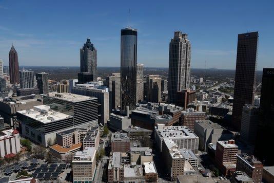 Ap Atlanta A Usa Ga
