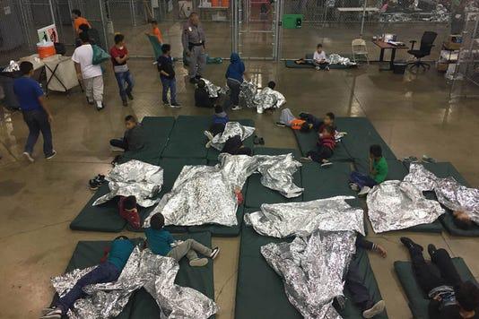 Epa Usa Unaccompanied Children Pol Government Migration Usa Tx