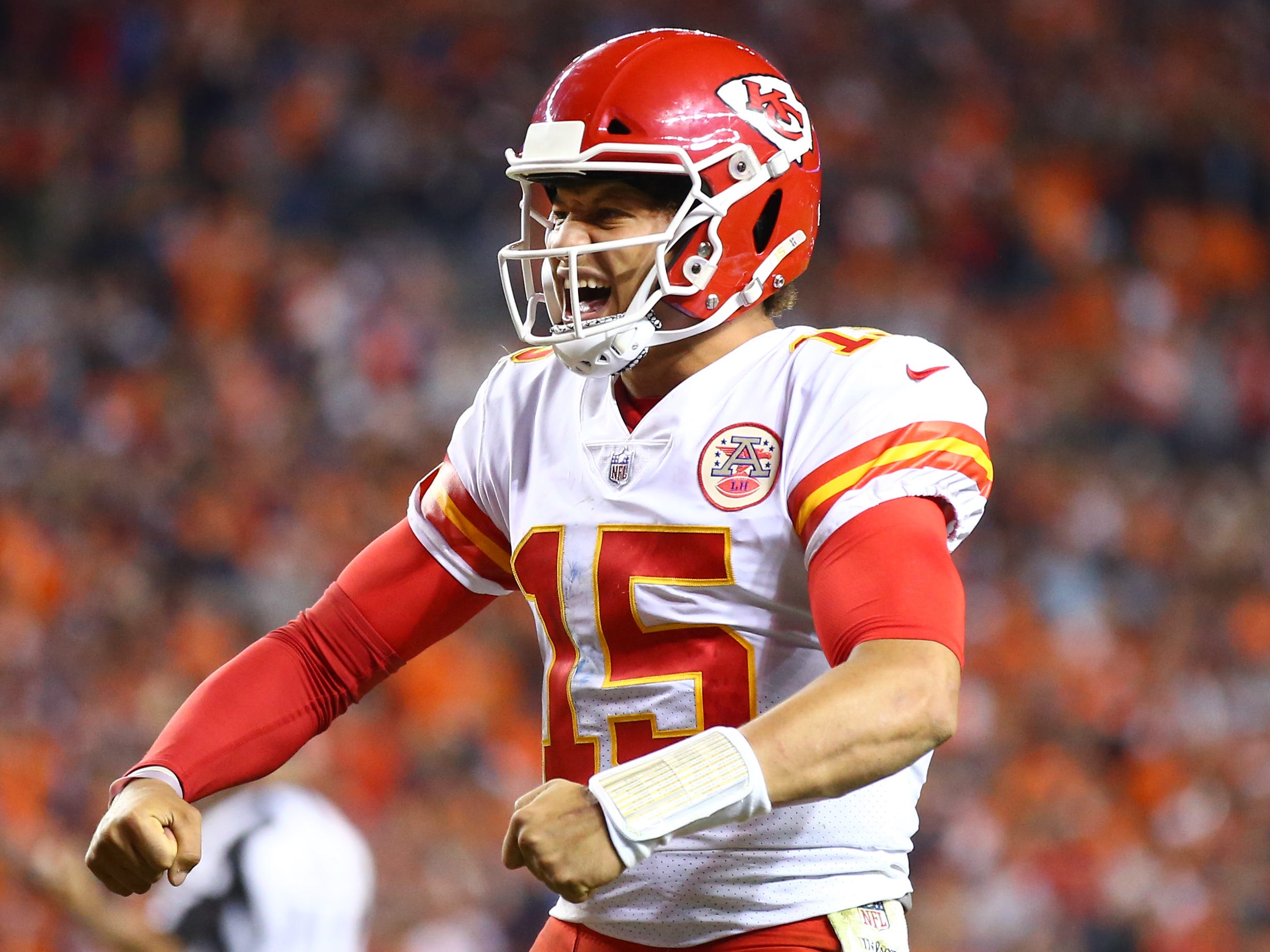 Patrick Mahomes leads game-winning drive as Kansas City Chiefs survive vs. Denver Broncos