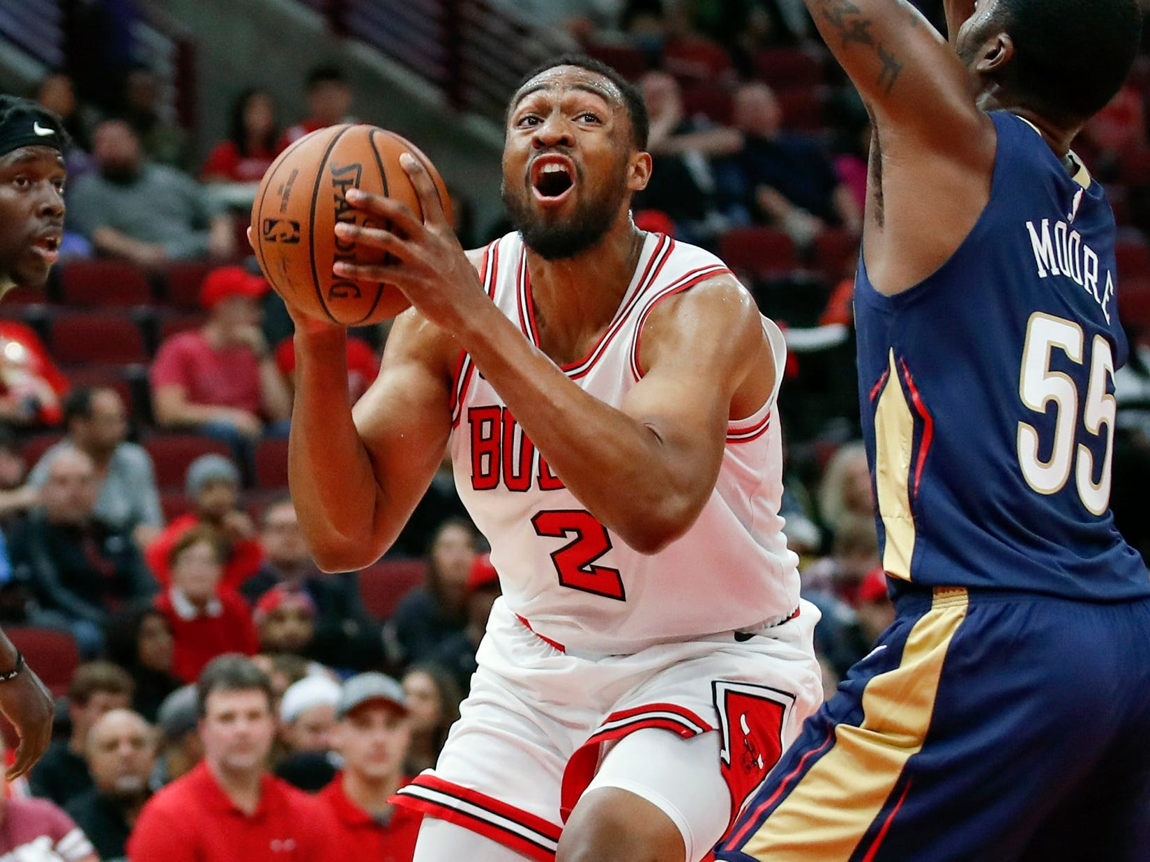 Jabari Parker, Chicago Bulls — 23 (born 3/15/1995)