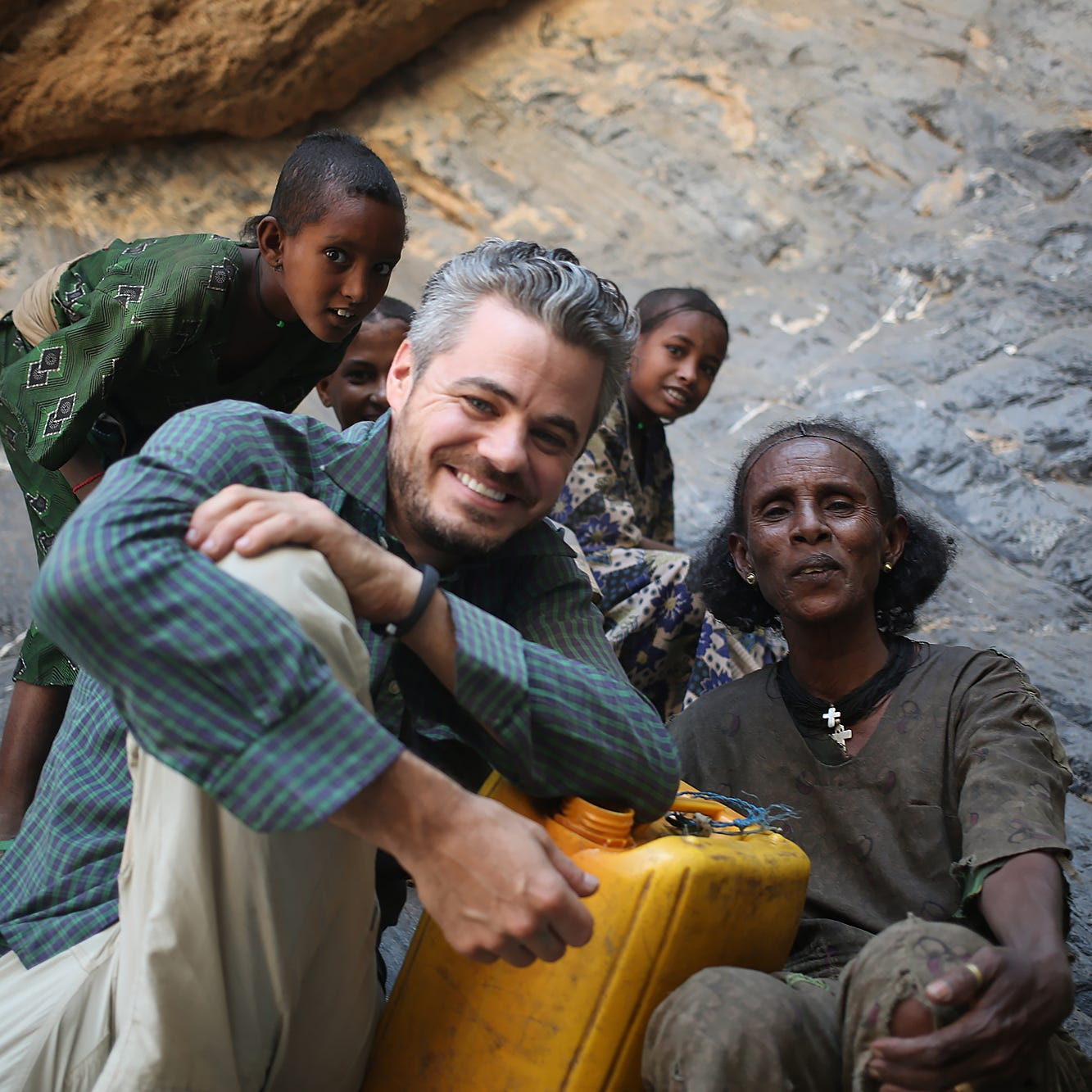 Scott Harrison: How I helped bring millions of people clean water with charity: water