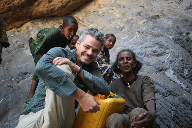 Scott Harrison's mission became charity: water, a non-profit organization that has since brought clean water to millions of people in developing countries.
