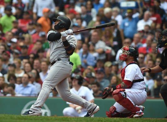 Mlb New York Yankees At Boston Red Sox