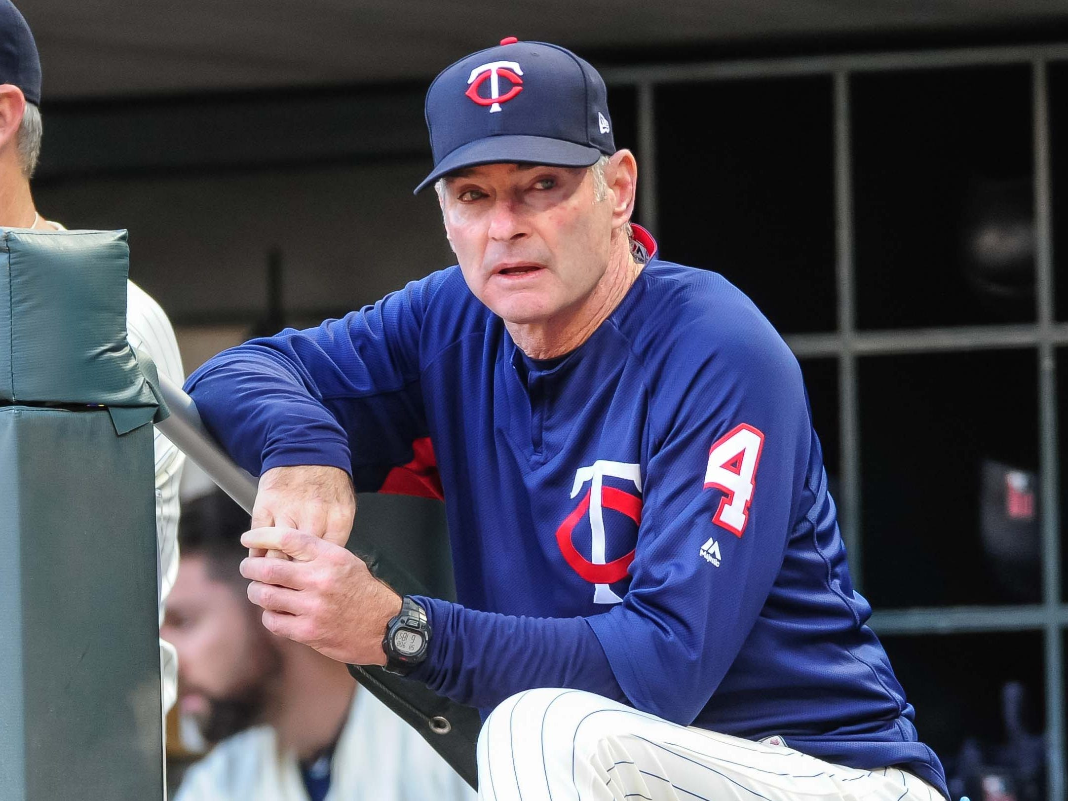Twins fire Paul Molitor a year after winning AL manager of the year
