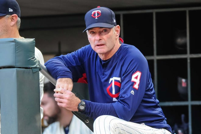 Paul Molitor spent four seasons with the Twins.