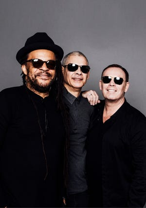 For your visual reference, here are the founding members of UB40: Astro (left), Mickey Virtue and Ali Campbell.