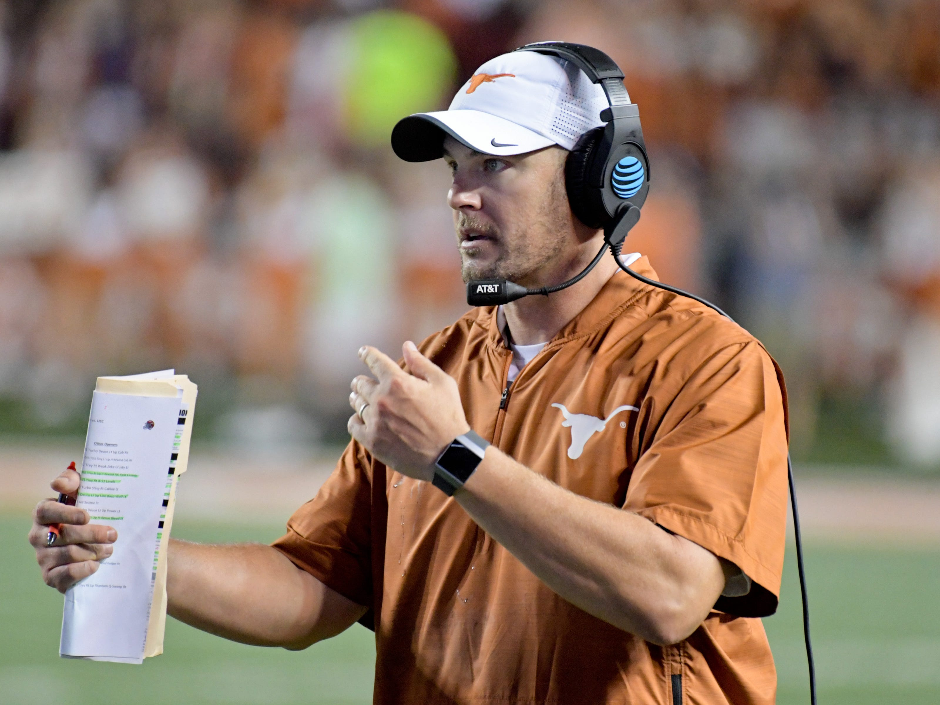 No. 9: Tom Herman, Texas.