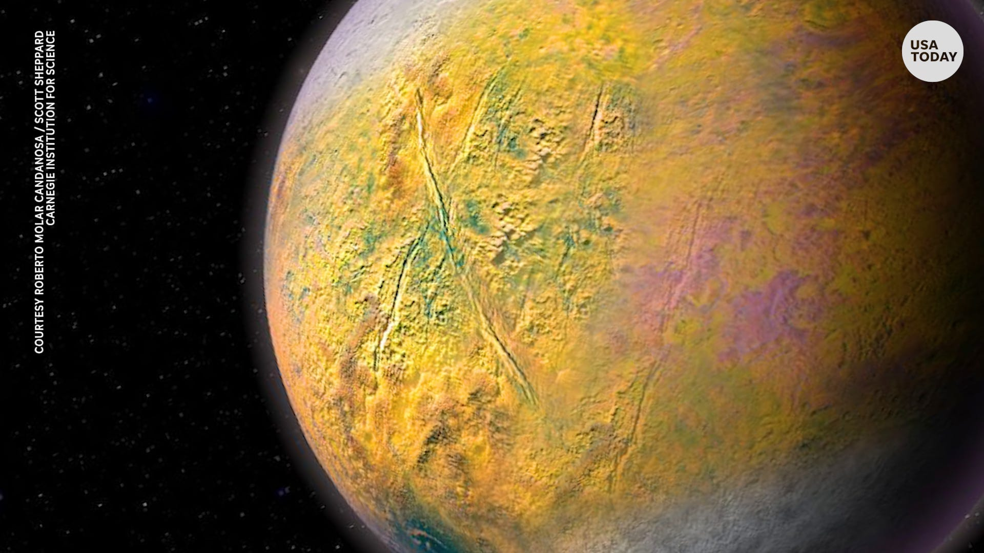 200-mile-wide cosmic rock hints to mysterious 'Planet X'