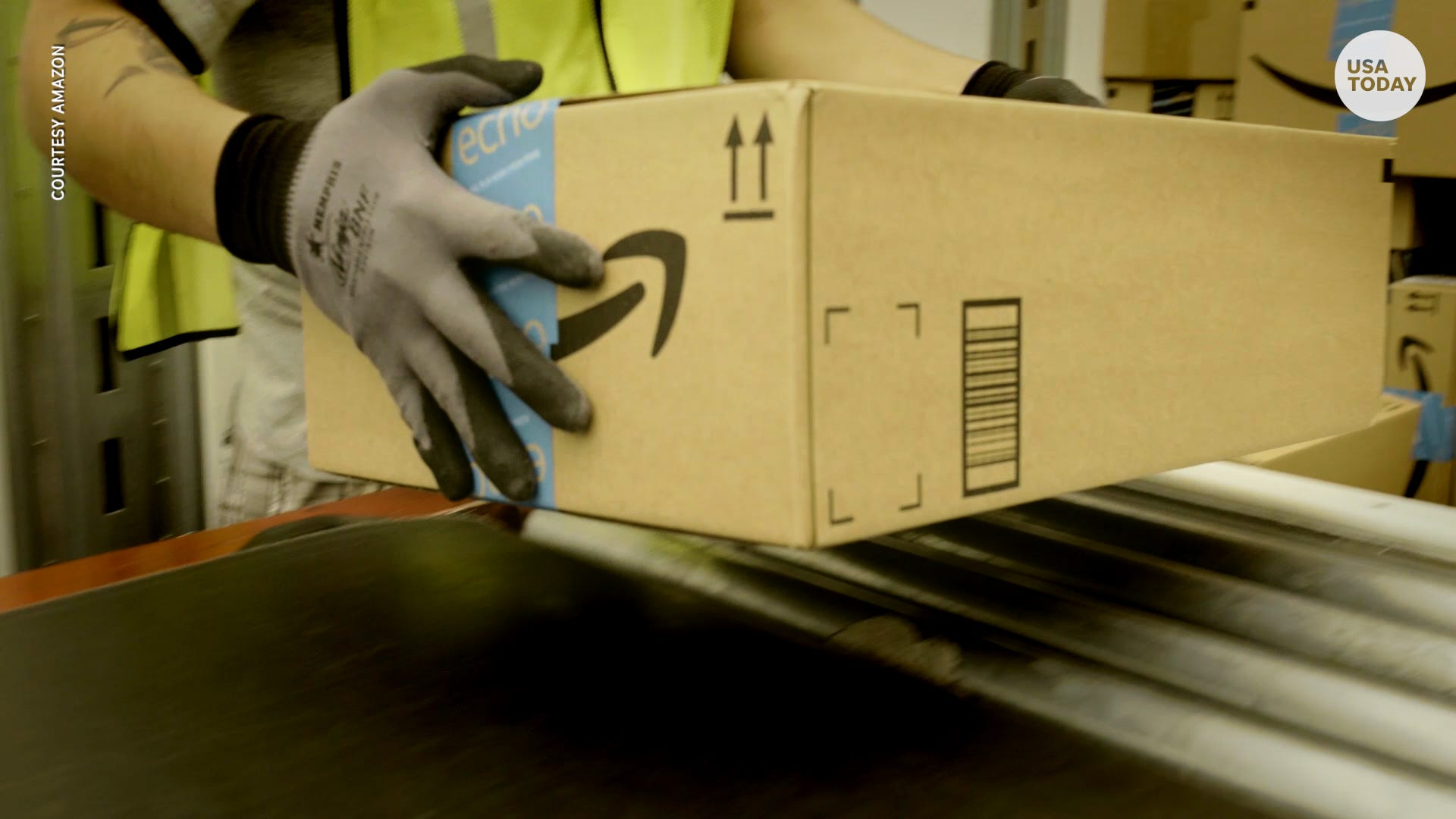 ae3ef0fba Amazon minimum wage to increase to  15 for all its employees