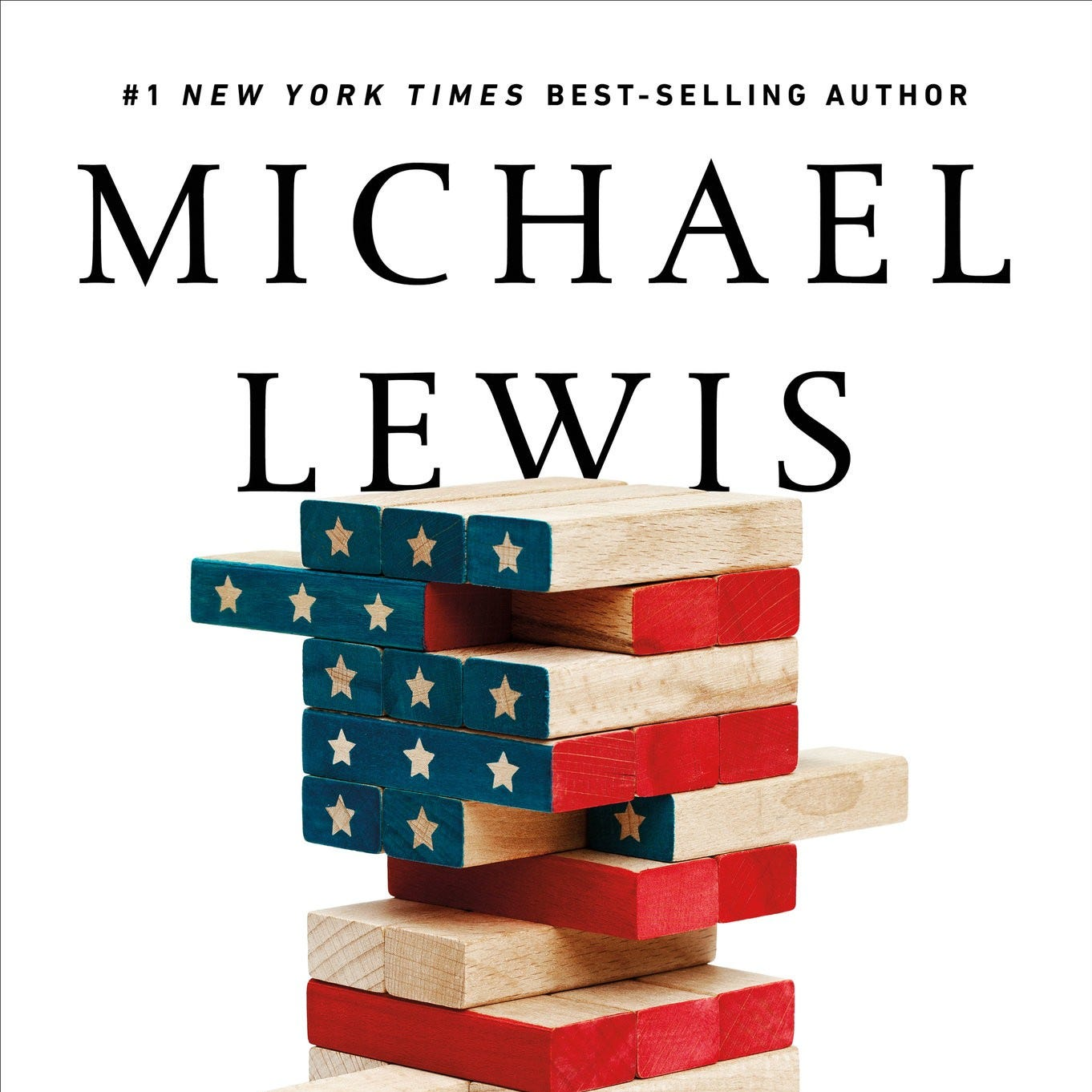 Best-selling author Michael Lewis slams Trump administration in 'The Fifth Risk'