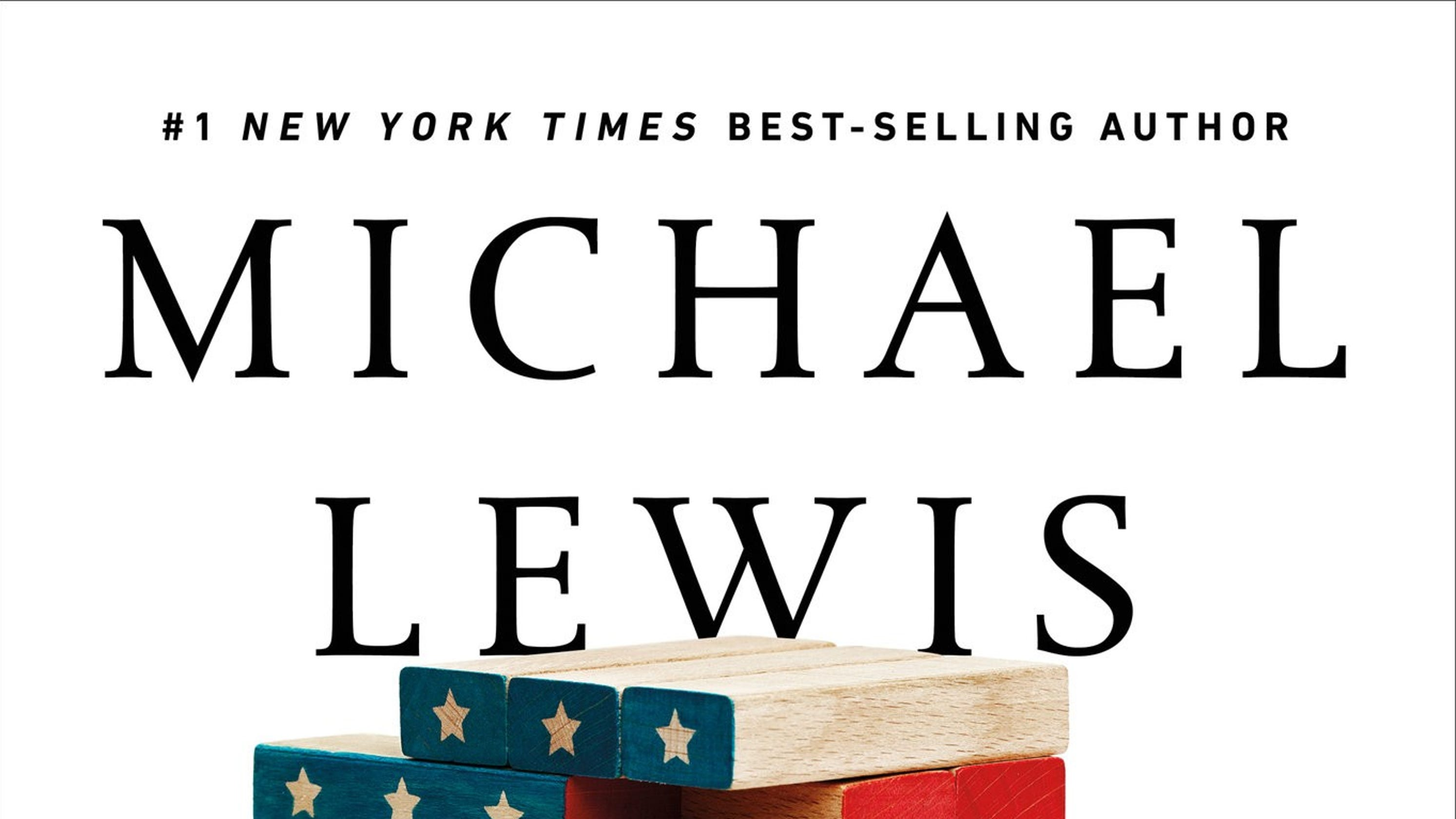 Best-selling author Michael Lewis slams Trump in 'The ...