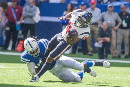 Usp Nfl Houston Texans At Indianapolis Colts S Fbn Ind Hou