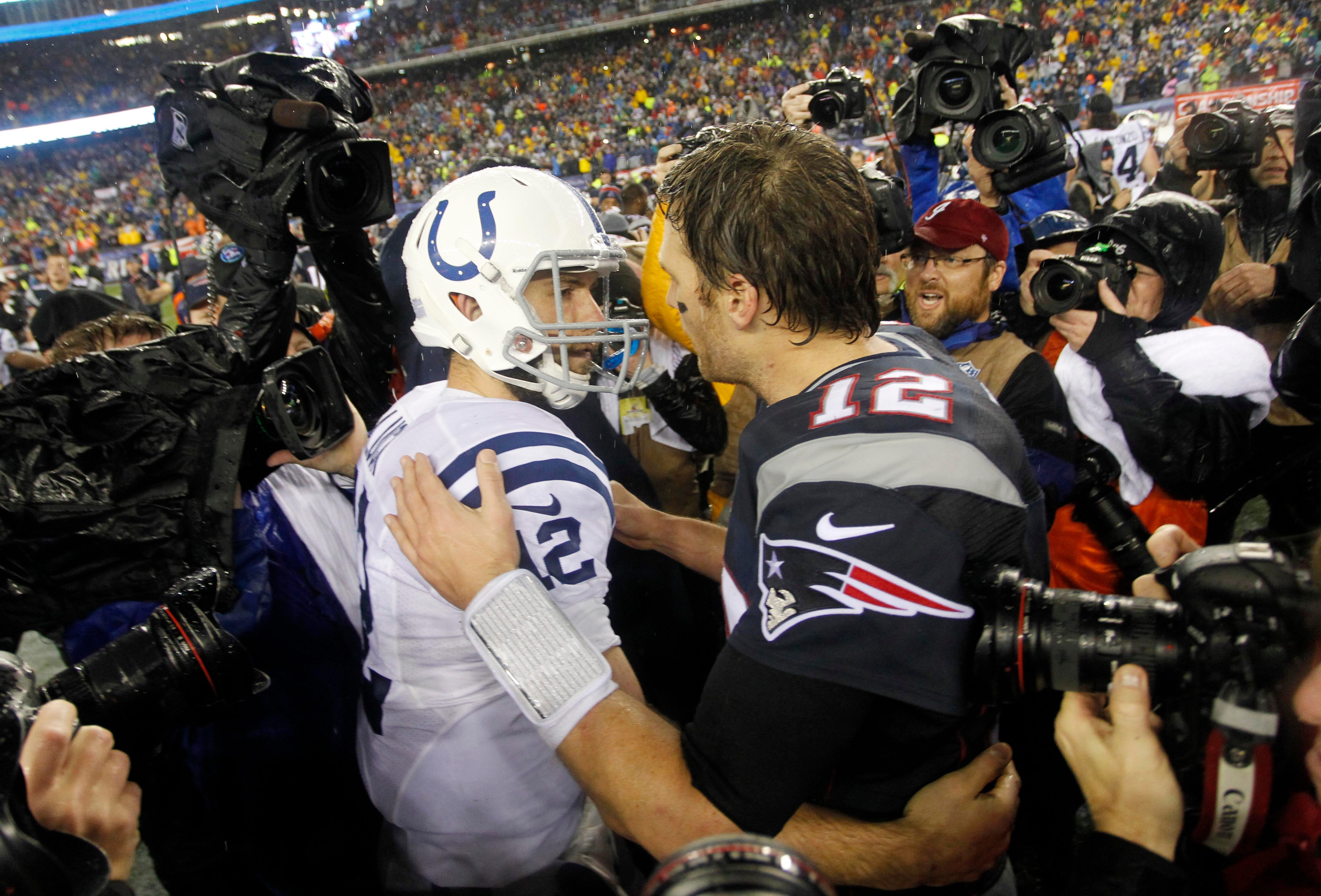 Once great Colts-Patriots rivalry is now a cynical joke