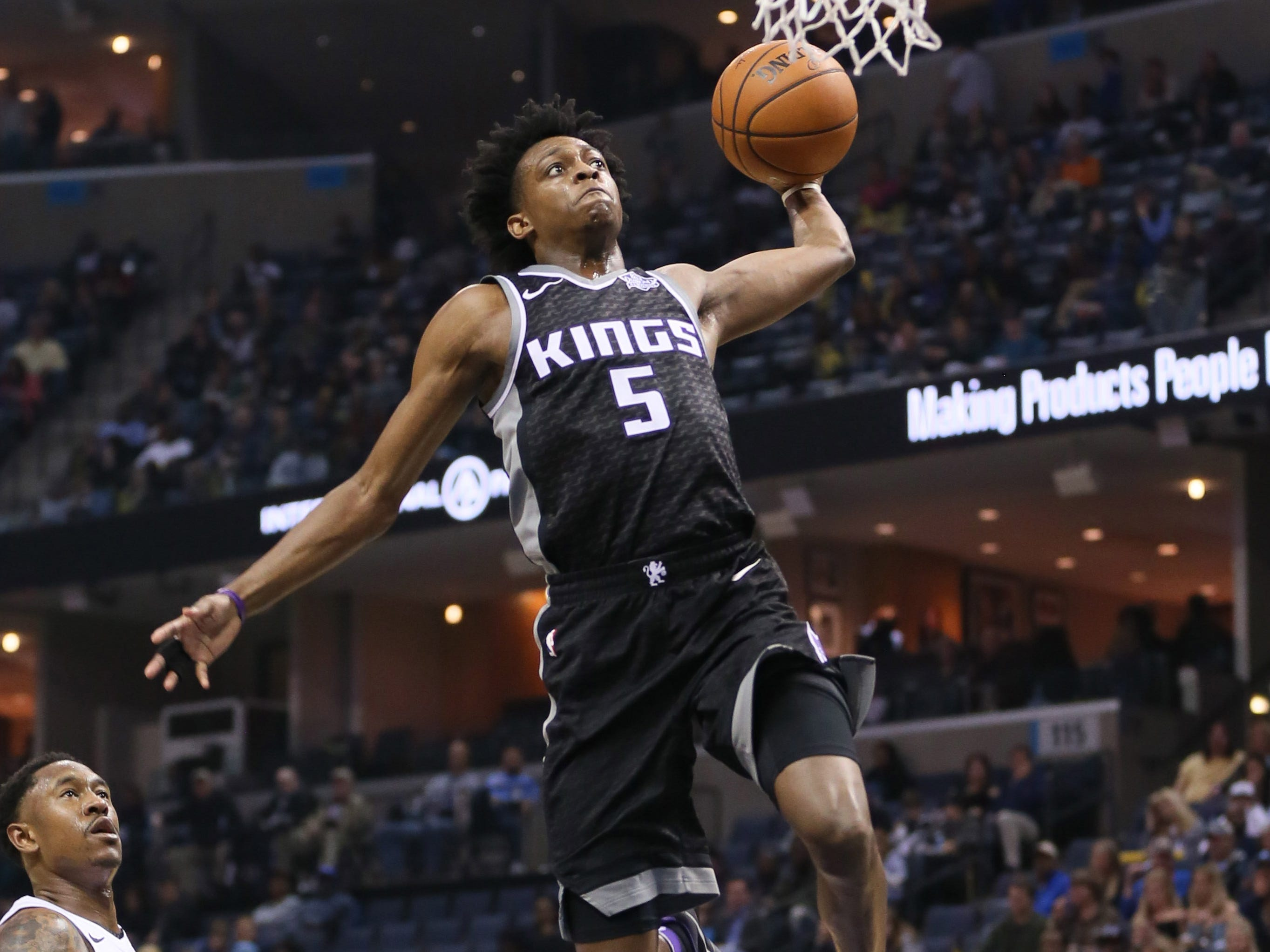 De'Aaron Fox, Sacramento Kings — 21 (born 12/20/1997)
