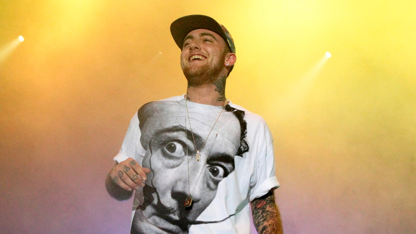 Mac Miller: Man charged in connection with rapper's death