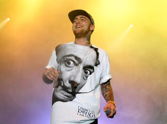 Rapper Mac Miller died in September 2018 of an accidental overdose of fentanyl, along with cocaine and alcohol. He was 26.